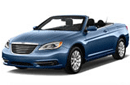 Chrysler 200 Convertible or similar