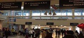 Chicago Midway Airport corridor