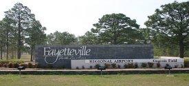 Fayetteville Regional Airport 1