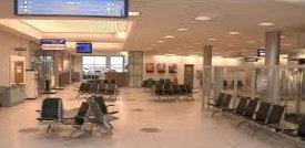 La Crosse Municipal Airport terminal