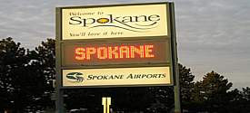 Spokane International Airport Content image 2