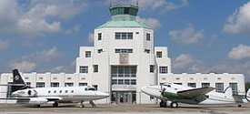 William P. Hobby Airport museum