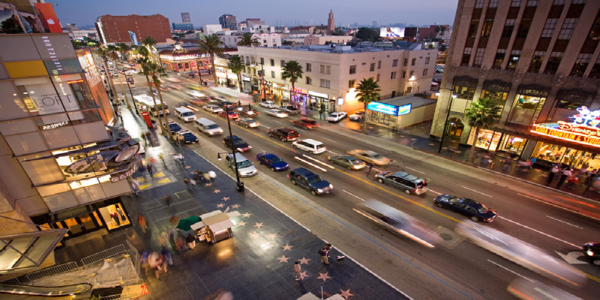 Top Attractions in Los Angeles(L.A.)