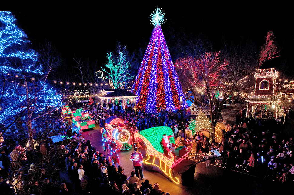 Top Us Towns With Incredible Christmas Celebrations