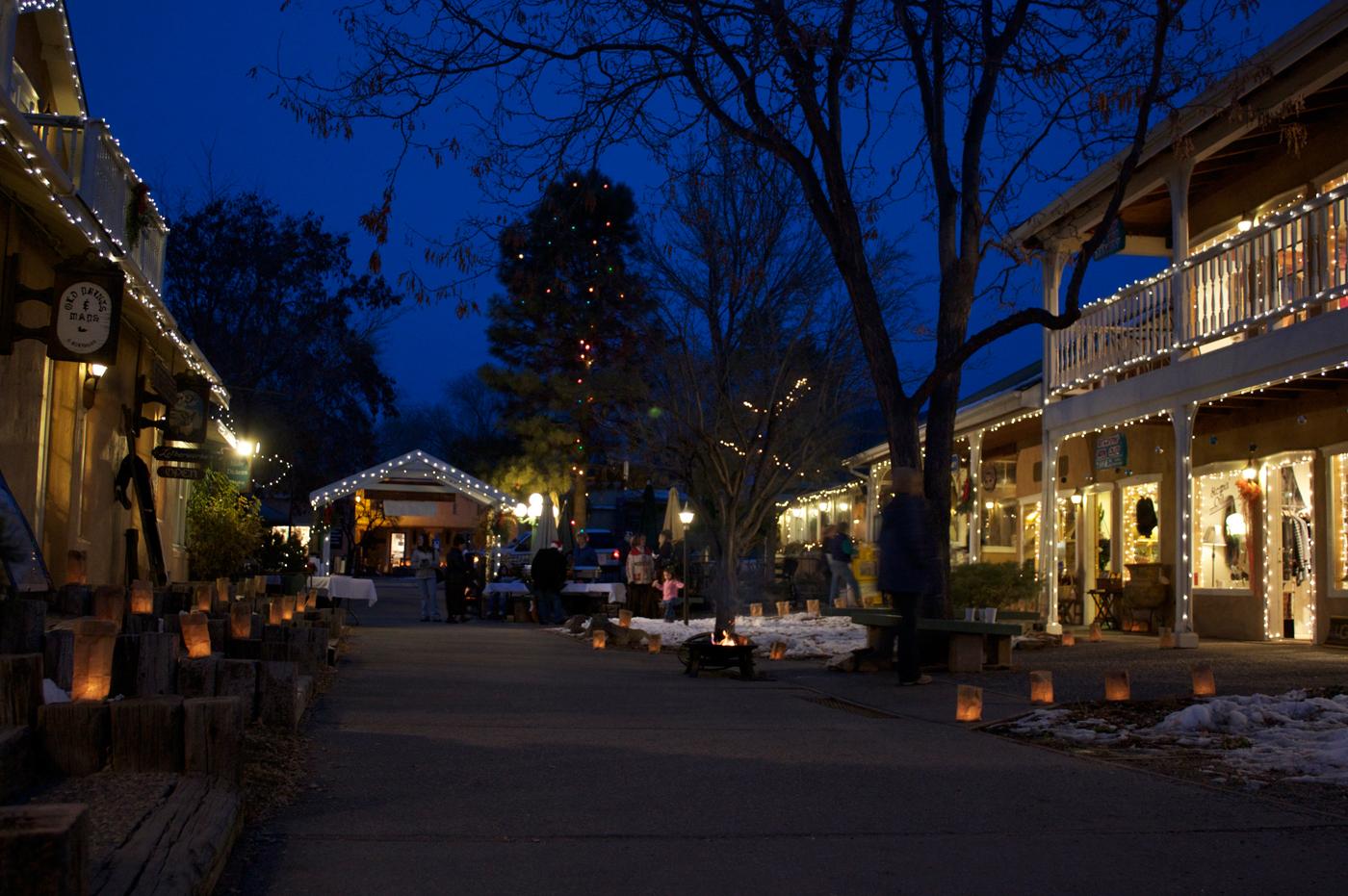 Taos-New Mexico-christmas