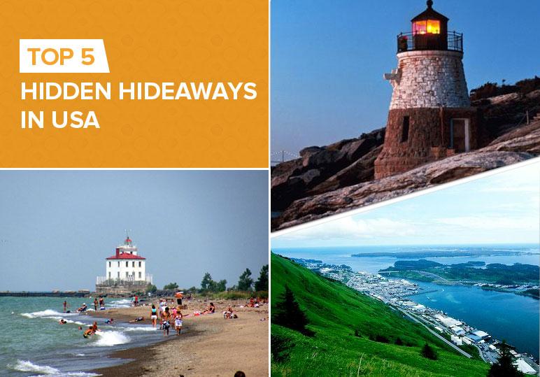 Top 5 Hidden Hideaways in USA