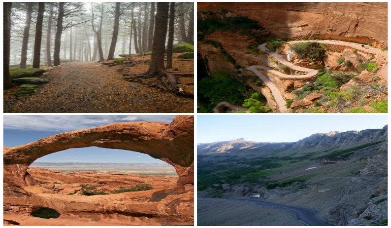 5 Most Thrilling and Beautiful Places to Trek in the USA