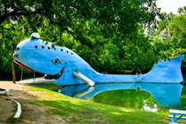 Blue Whale of Catoosa