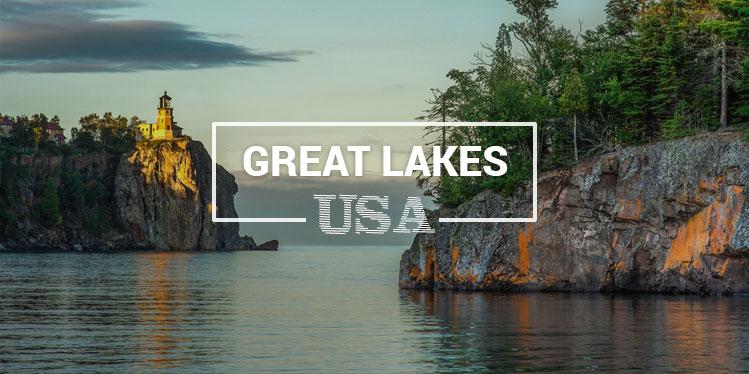 USA great Lakes