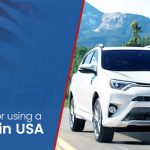 requirement for driving license to hire a car in the USA