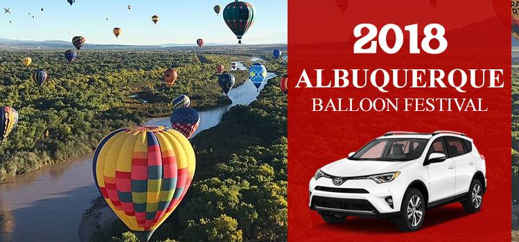 Albuquerque International Balloon Festival 2018