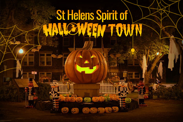 Halloween Town Oregon 2020 Dates Spirit of Halloweentown Oregon 2018