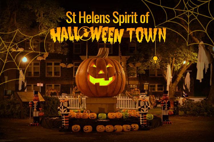 Halloween Town Oregon Schedule 2020 Spirit of Halloweentown Oregon 2018