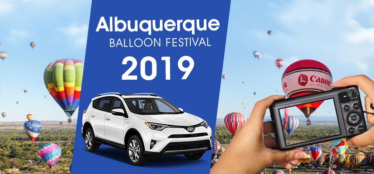 Albuquerque Balloon Festival 2019