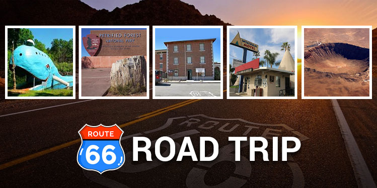 Places to see on route 66