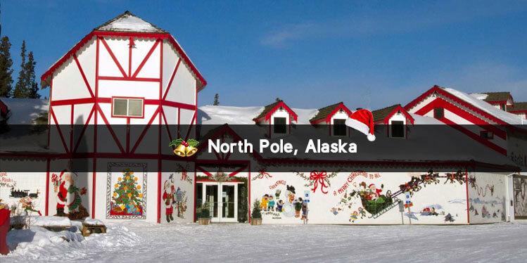 North Pole, Alaska Christmas
