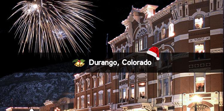 Durango, Colorado Christmas