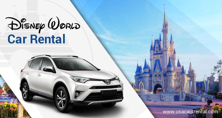 Disney world car rental