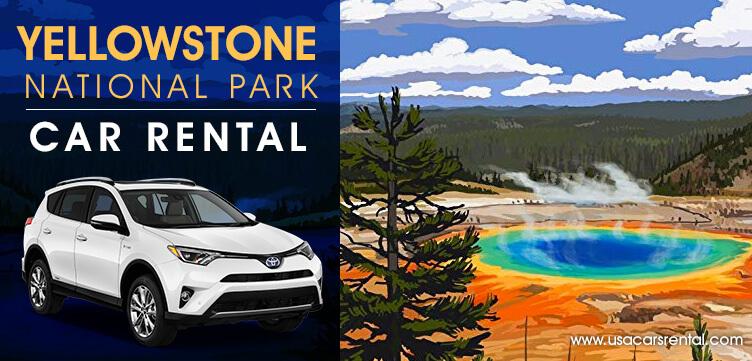 Yellowstone National Park Car Rental