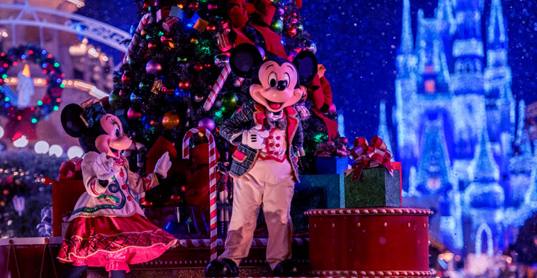 Christmas things to do in Orlando