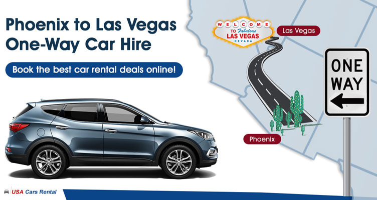 Car Rental Phoenix To Las Vegas