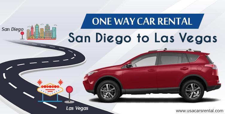 One Way Rental From San Diego To Las Vegas